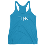THINK Logo Women's Tank White