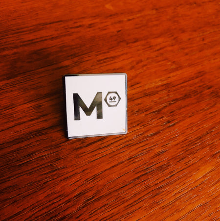 Moto 49 icon Hard Enamel Pin