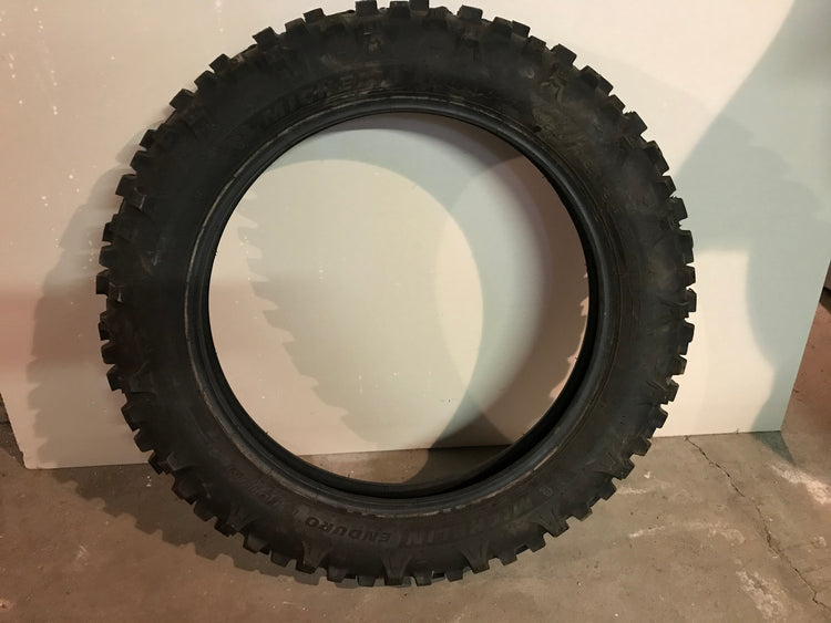 Michelin Enduro Tire - 140/80-18
