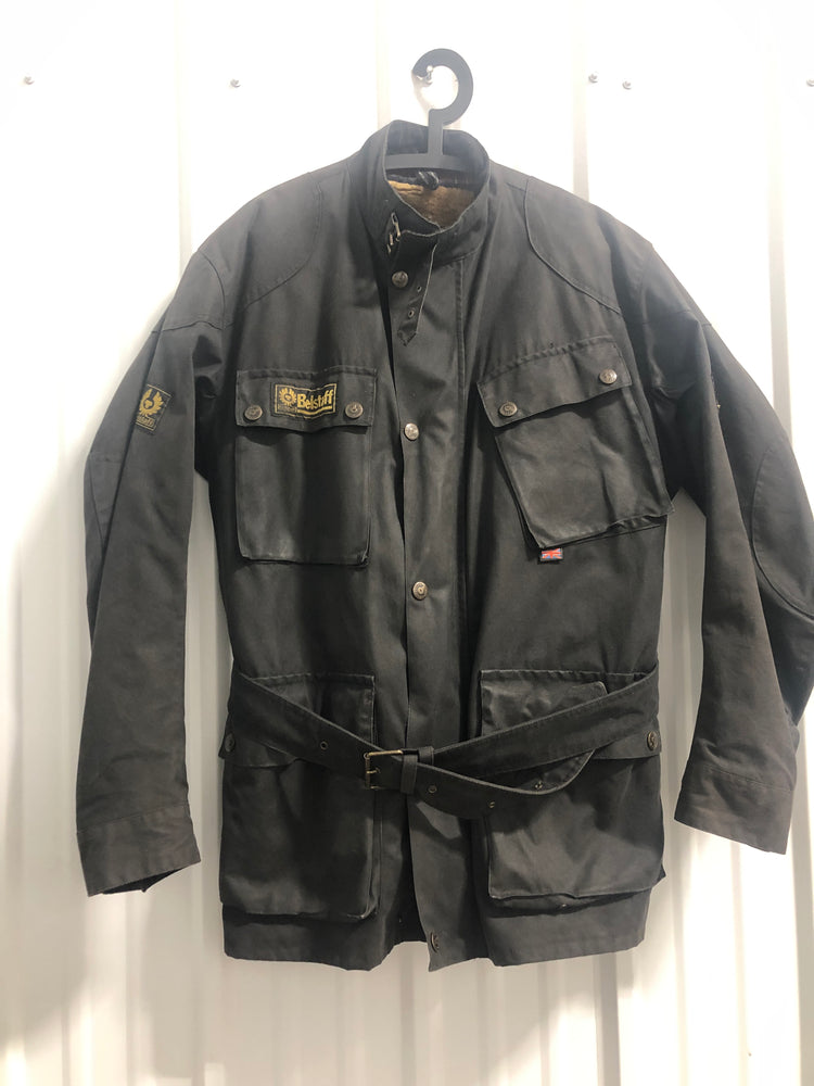 Belstaff Waxed Cotton Jacket with warmth liner