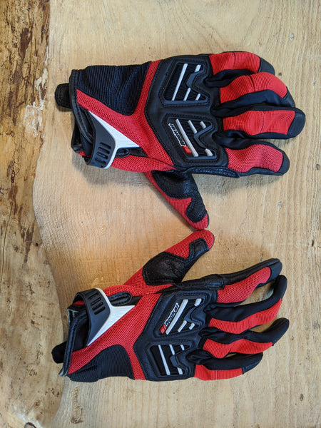 Women's Joe Rocket mesh gloves
