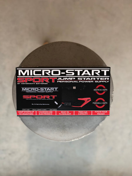 Antigravity Micro-Start SPORT