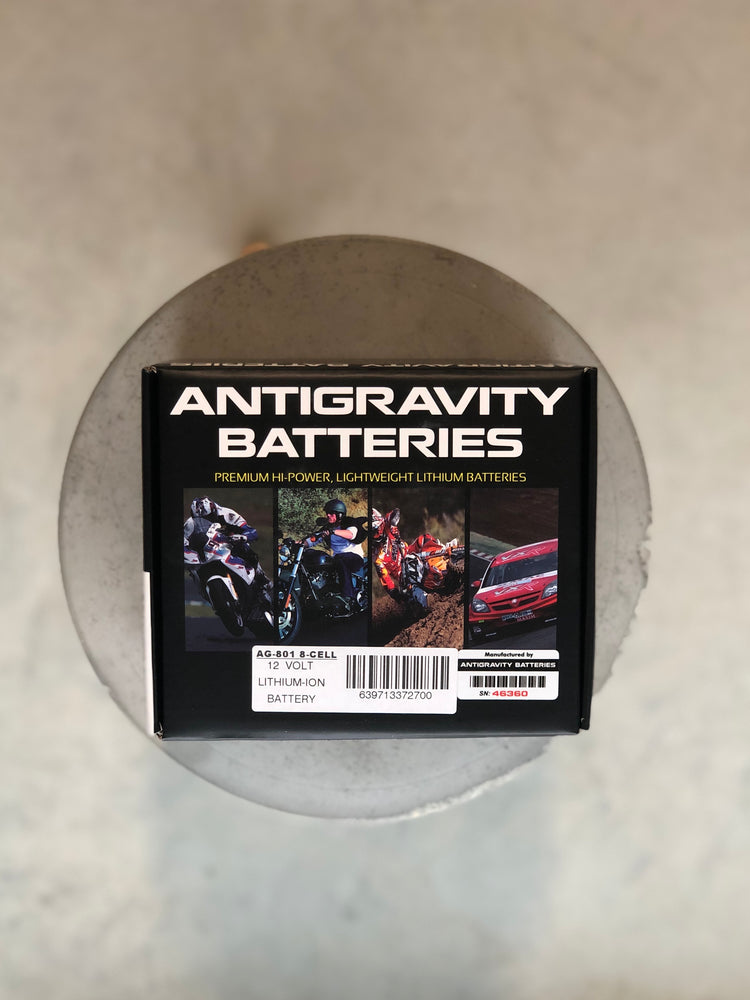 Antigravity AG-401 4 cell Lithium Battery