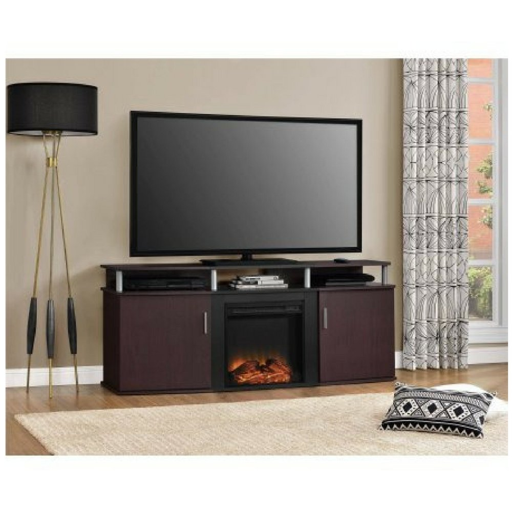 Ameriwood Home Chicago Electric Fireplace TV Console Review
