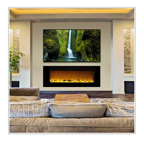 Everything You Need To Know About Electric Fireplaces