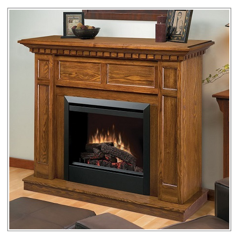 Types Of Electric Fireplaces