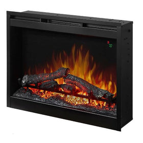 Dimplex NORTH AMERICA Electric Fireplace Black