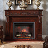 "PuraFlame 33"" Western Electric Fireplace Insert with Remote Control"