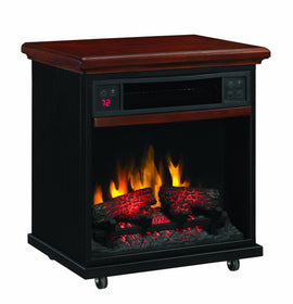 Duraflame Infrared Rolling Mantel, 20IF100GRA-C202