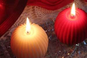 Beeswax Candles for Your Special 'Someone' This Valentine's Day