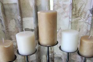 Rescuing Your Beeswax Candles After a Fall