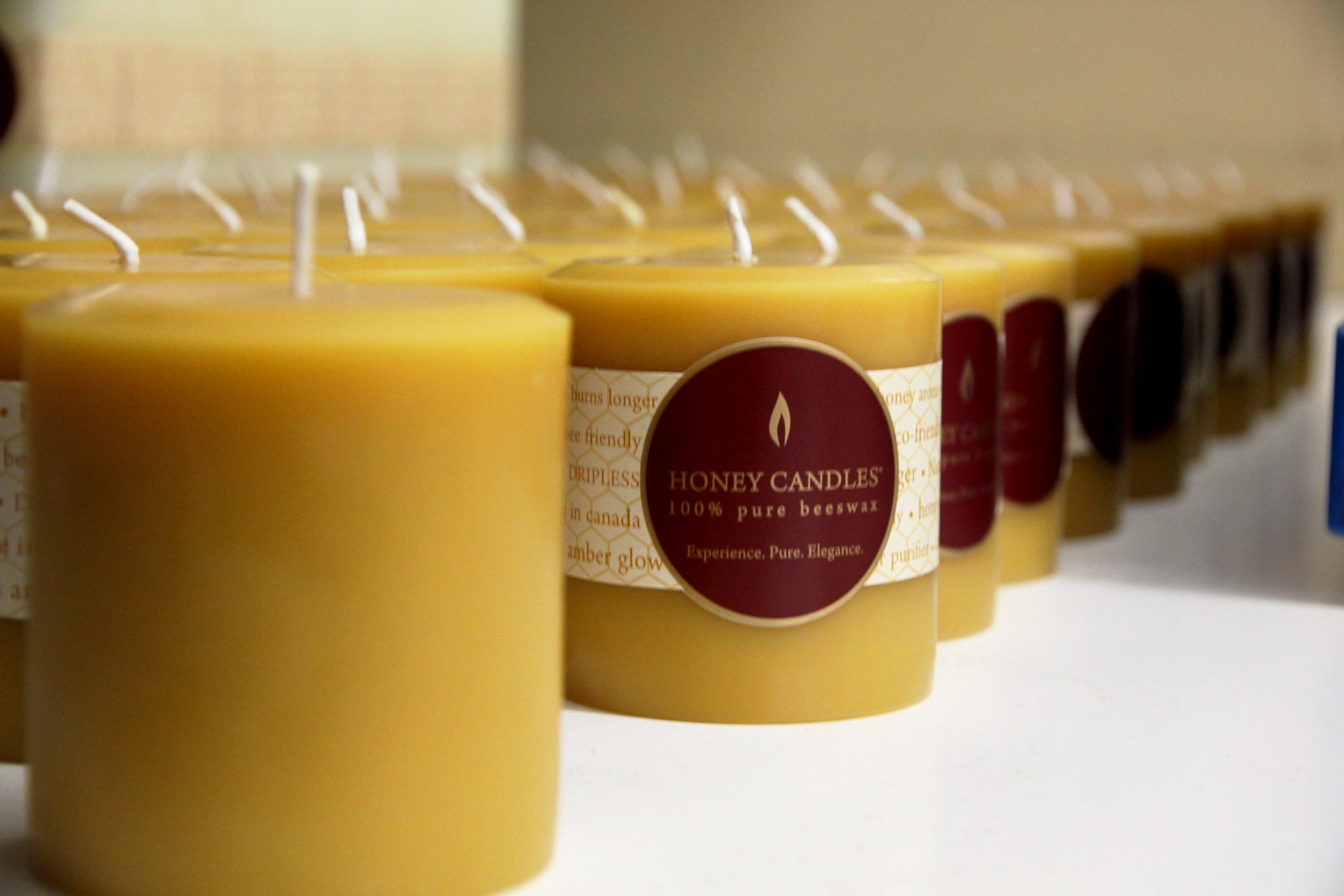 Beeswax Candles 101