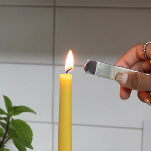 How to Clean a Candle Snuffer - 3 Easy Steps