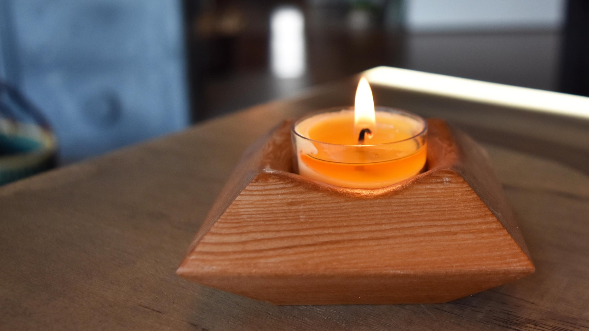 Temperature Affects Candle Burn Time and Wax Consumption