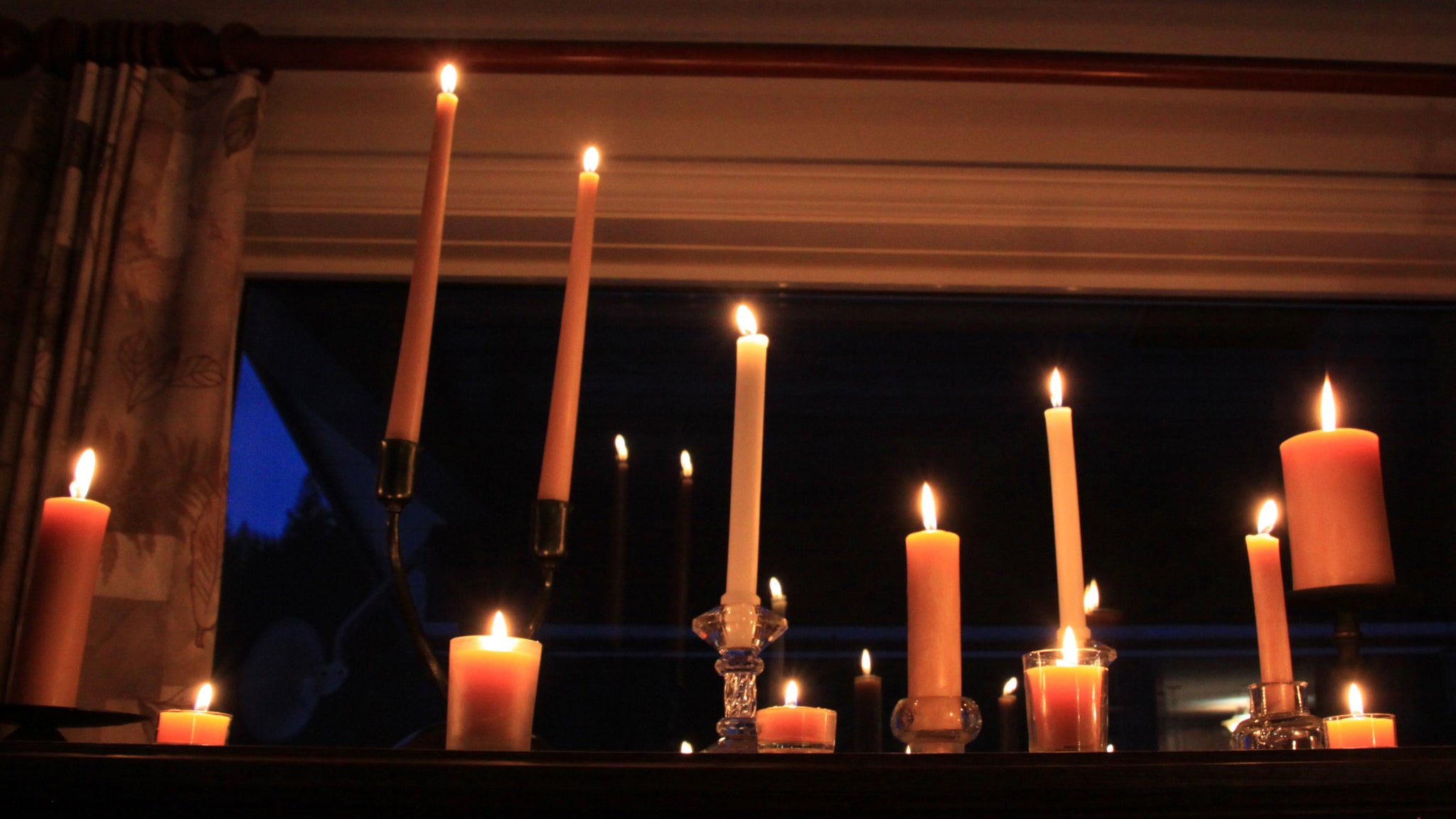 Best Candles for a Power Failure