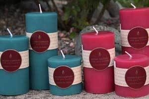 Honey Candles® Beeswax Candles Debuts New Colors