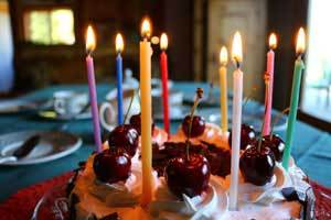 How Many Beeswax Birthday Candles are on Your Cake?