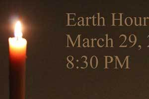 How are you celebrating Earth Hour March 29, 2014?