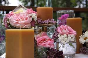 How to Radiate Elegance Using Beeswax Candles