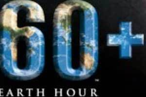 Just A Week and Two Days Until Earth Hour!