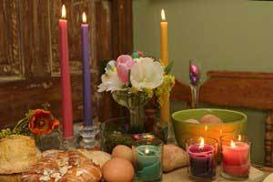Key Benefits of Beeswax Candles and more!