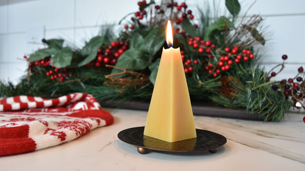 Beeswax Candles Make Perfect Stocking Stuffers for 2019