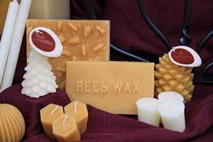 Real Beeswax Candles