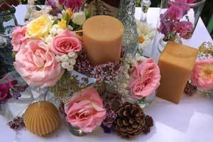 What are some Myths About Beeswax Candles?