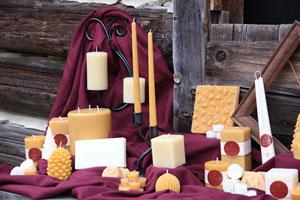 Where do I find Beeswax Candles?