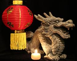 beeswax candles Chinese New Year