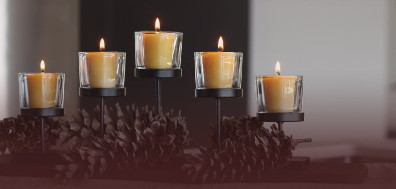 Browse the best beeswax candle choices