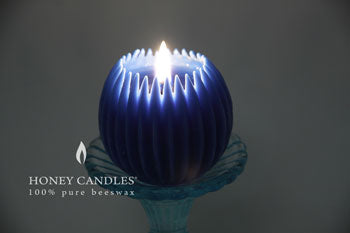 beeswax decorative candle