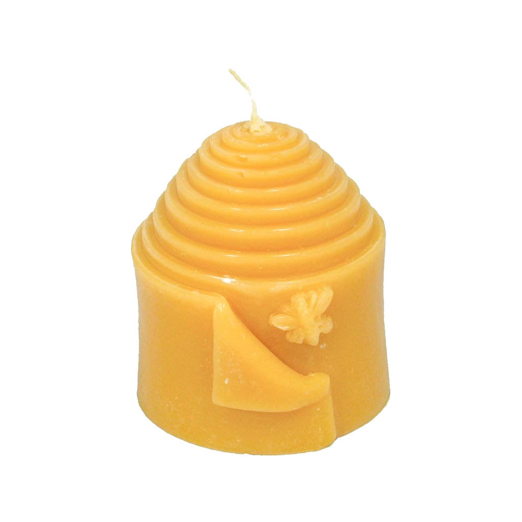 Adorable 100% beeswax peek-a-bee candle , $2 goes to help save our bees