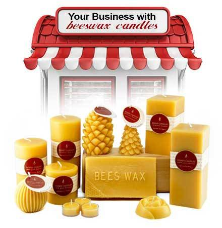 honey candles wholesale program