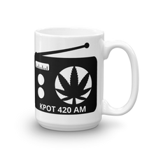 Load image into Gallery viewer, KPOT 420 AM coffee mug - Official Super Doobie merchandise