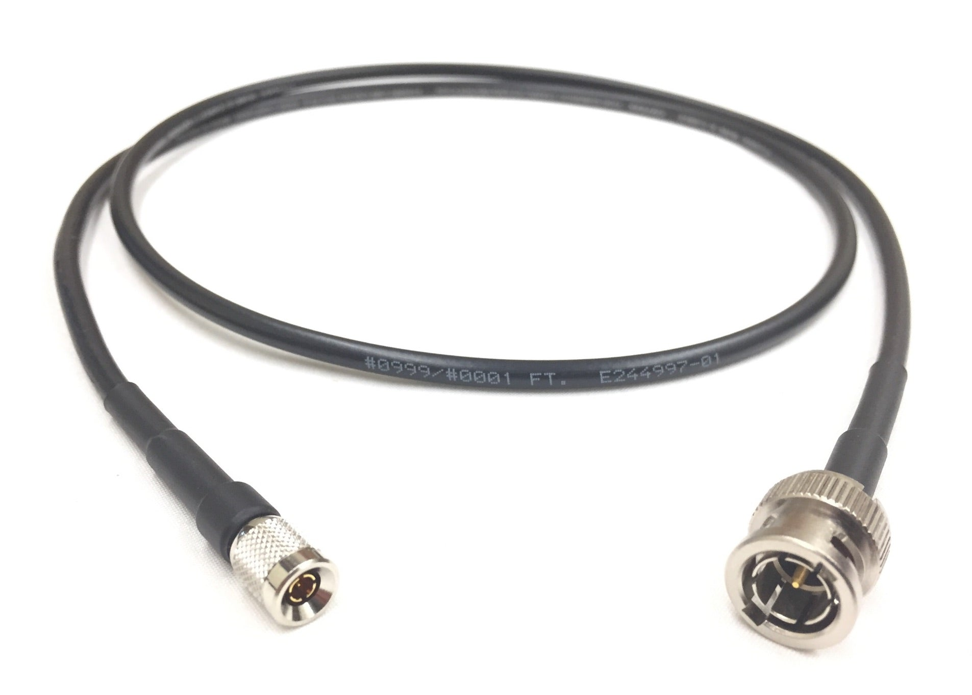 12G Rated BNC to Din 1.0/2.3 HD-SDI 3G/6G/12G Video Coaxial Cable