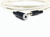 75ft Plenum 3.5mm TRRS Male to Female Extension Cable