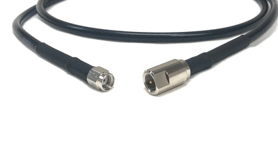 FME Male to Reverse Polarity SMA Male RG58 50 Ohm Wifi Cable