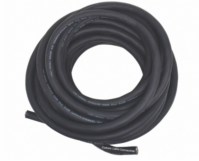12/4 SOOW, 12 AWG 4 Conductor Cable 600 Volt - 250 Foot Spool