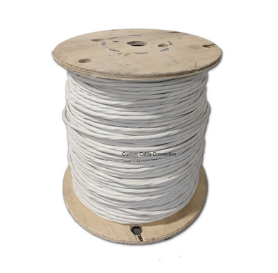 18 AWG 2 Conductor Stranded Shielded Plenum Cable