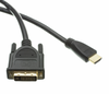 10ft HDMI Male to DVI Male HDTV Cable 1080p