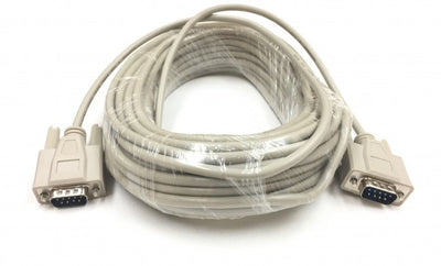6 foot DB9 Male to Male Serial RS232 Cable