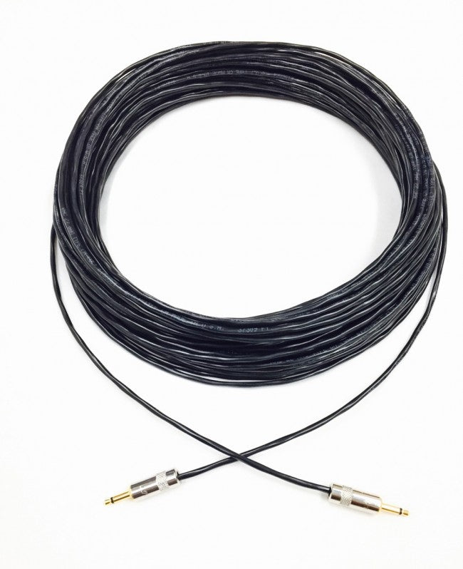 75ft 3.5mm Mono Male to Male PVC Jacket