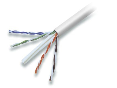 Cat6 UTP Solid PVC Cable - 1000ft
