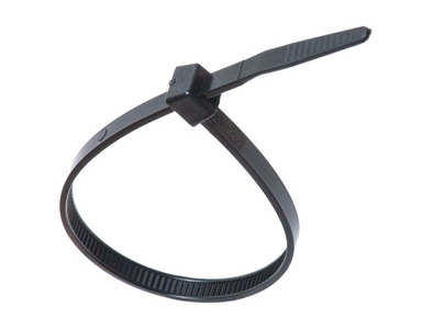 12 Inch Cable Tie Black (Bag of 100) 400-812BK