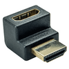HDMI Right Angle Up Male to Female Adapter 90 Degree