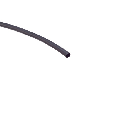 "Heat Shrink 3/16"" to 1.5"" Inch - Black Mil Spec - Sold Per foot"