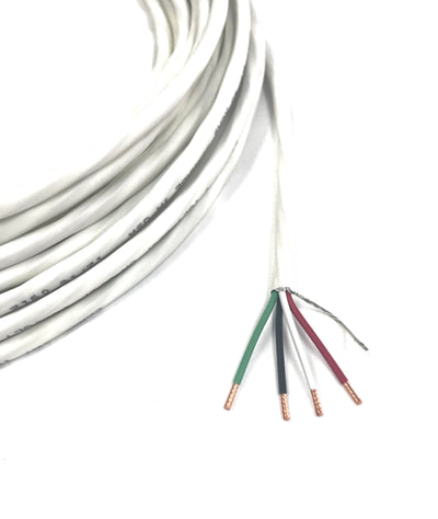 16 AWG 4 Conductor Plenum CMP Shielded Speaker Cable
