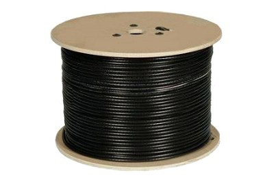 Times Microwave LMR-240 Ultraflex Coaxial Cable 1000ft Spool
