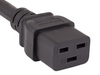8ft Heavy Duty 12 AWG Power Cord (NEMA L620P to IEC-320-C19) 20 AMP